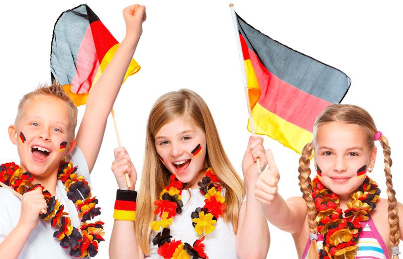 Как различные виды игры могут помочь в изучении немецкого языка в дошкольном возрасте?
