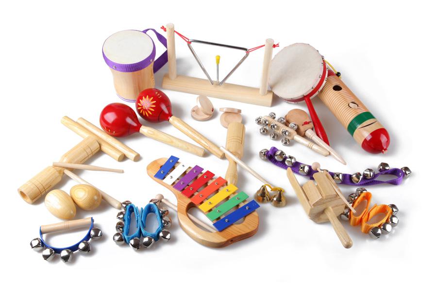 Роль ритма в развитии ребенка