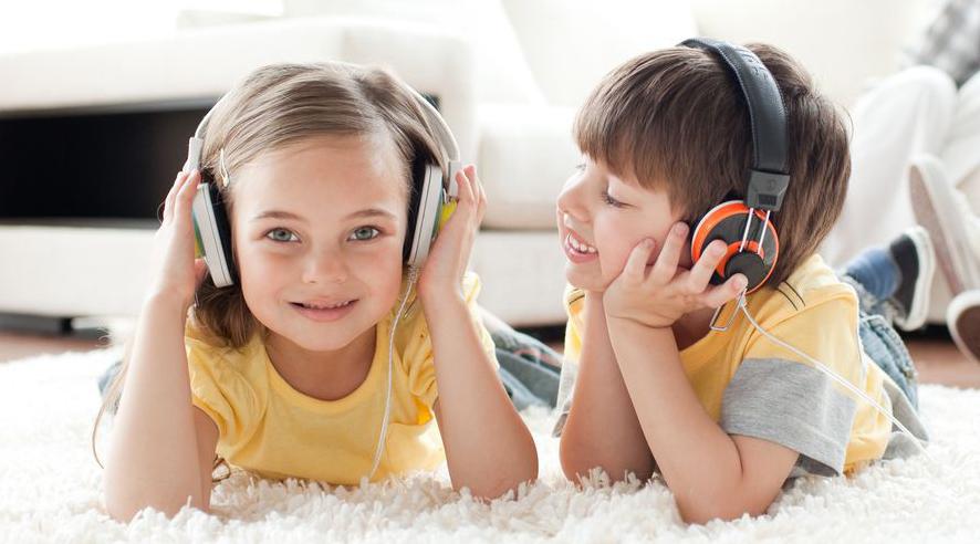 Какая музыка наиболее полезна для детей?